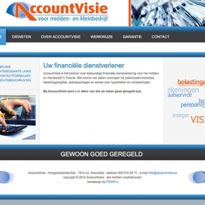 Accountvisie