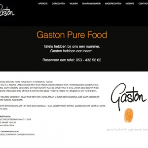 Gaston Pure Food